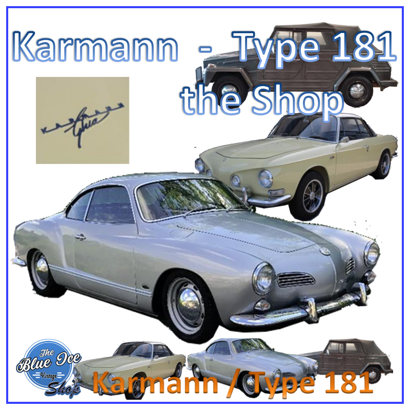 Shop karman type 181
